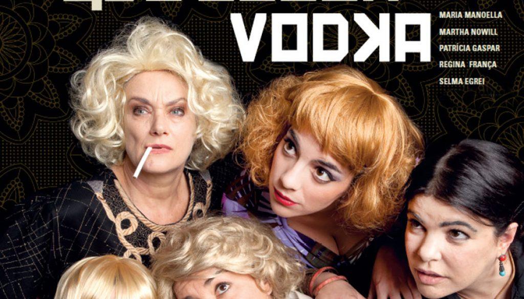 Mulheres que Bebem Vodka