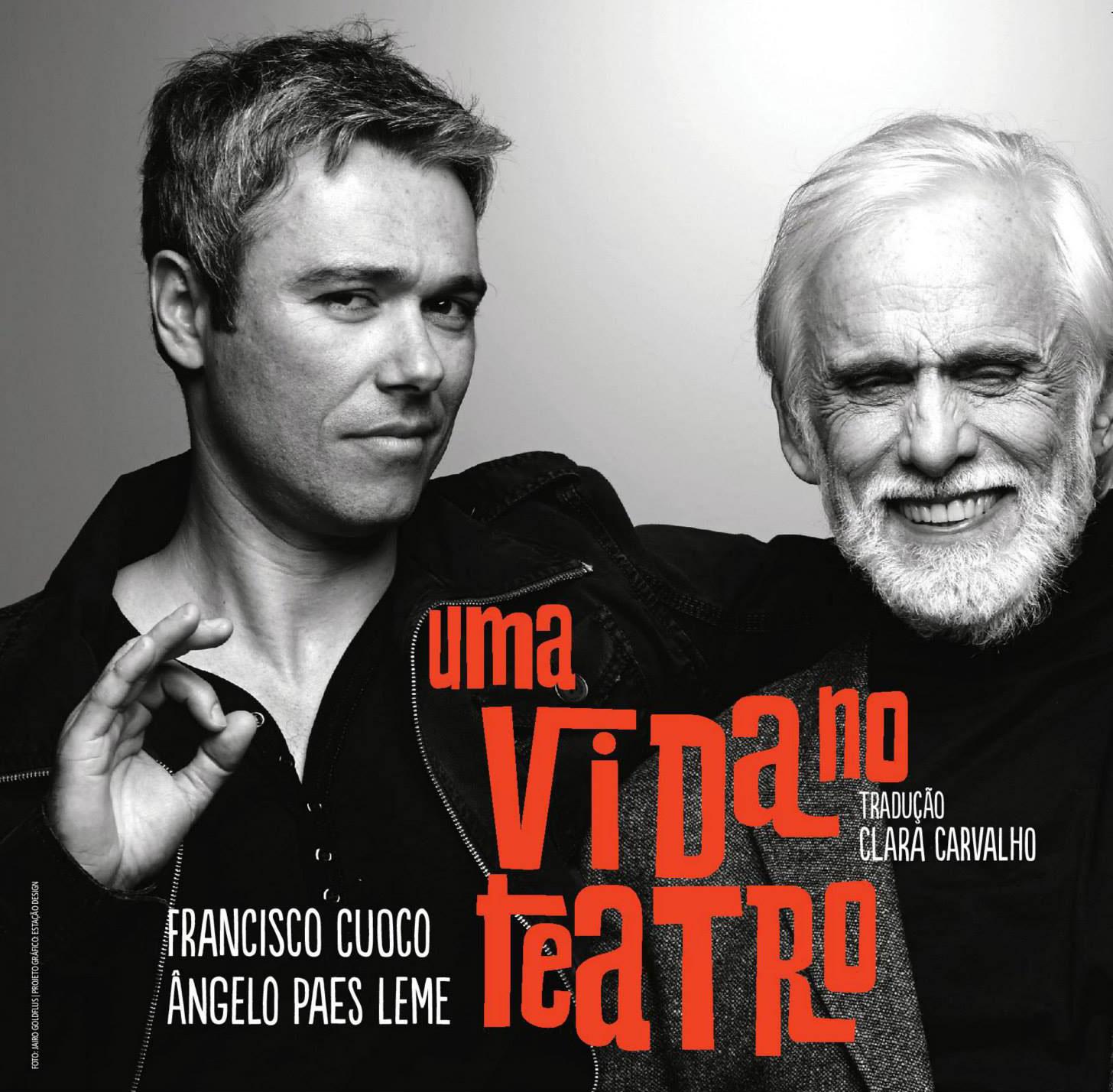 Uma Vida no Teatro