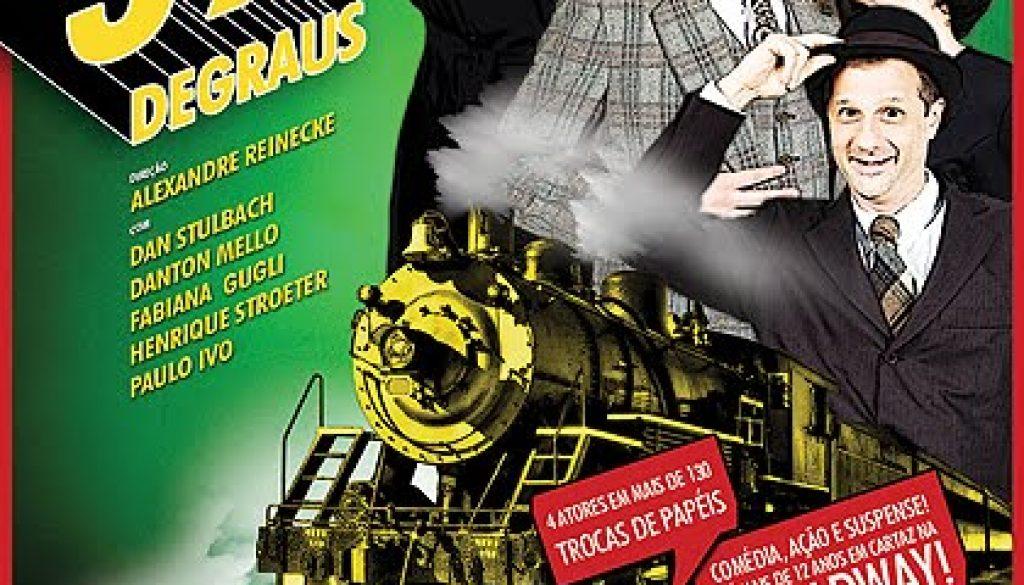 39-degraus-poster