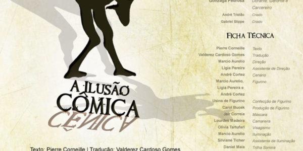 A Ilusão Cômica